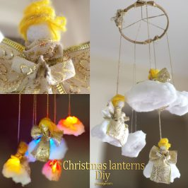 Christmas lanterns Diy
