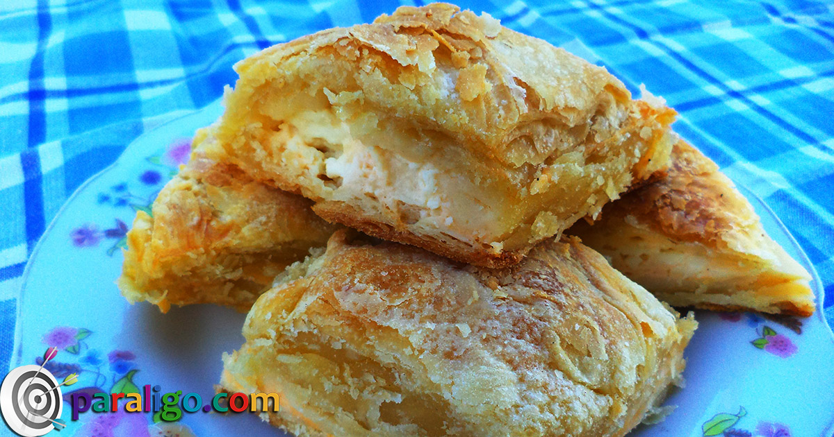 how to cook filo pastry