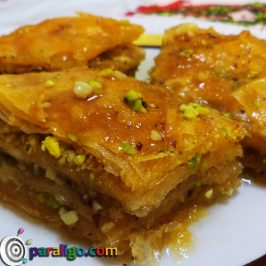 How to make baklava!